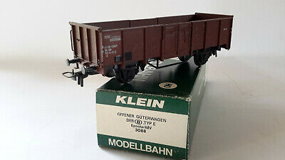 Sncb/nmbs Klein Modellbahn Wagon Tombereau  Type E -Ho-2 Rails-Dc-N° 3088