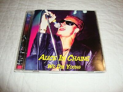 Alice In Chains We Die Young cd