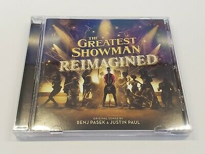The Greatest Showman Reimagined Soundtrack - Music CD