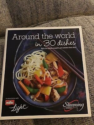 Slimming World Around the World In 30 Dishes   - Weight Watching  Loss Book Vgc