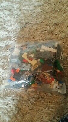 1kg Mixed Bag Of Genuine lego Clean Washed