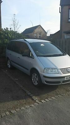vw sharan 1.9 tdi 2001 mot failure