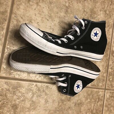 b96ed89c512 Men s Size 14 Black Converse All Star High Top Chuck Taylor   Read  Description