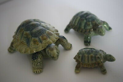 WADE   THE GREEN TORTOISE FAMILY  Issued in 1964 (One year only)  RARE.