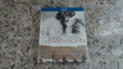 A Star is Born - 1976 NEW Blu-Ray Barbara Streisand Kris Kristofferson Sealed
