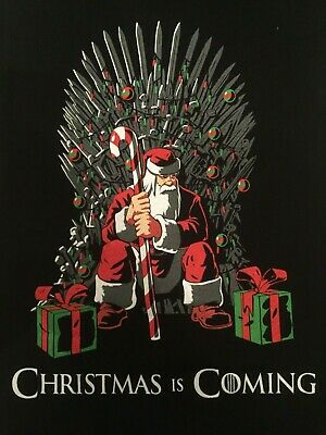 "T-Shirt ""Game of Thrones - Christmas is coming"" in XXL - Geek Nerd FunShirt"