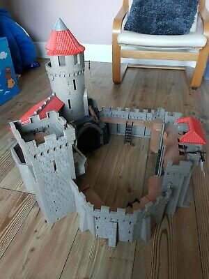 Playmobil Lion Knights Castle + accessories and extras - set 4865