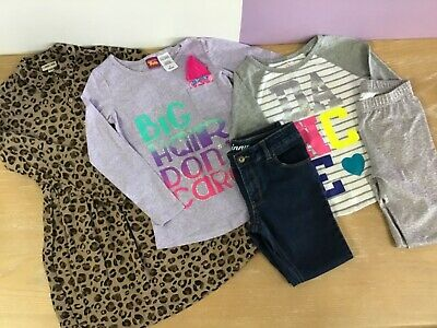 Girl's Size 7/8 Clothing 5 Piece Lot