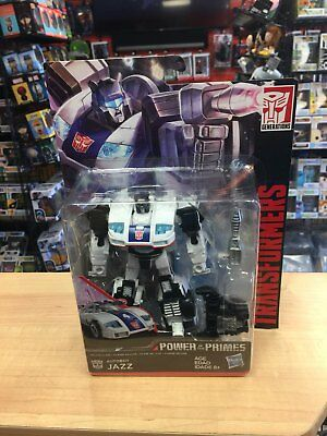 FREE TINY 01 TRANSFORMERS GENERATIONS POWER OF THE PRIMES DELUXE AUTOBOT JAZZ