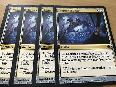 THOPTER FOUNDRY NM mtg Commander 2013 Artifact Unc