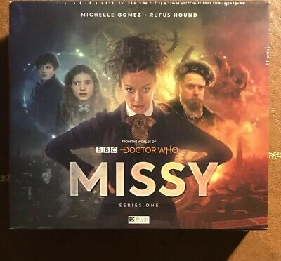 Missy - Series One (Doctor Who, Big Finish) *New & Sealed*