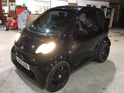 Smart car for two Brabus 2003 cabriolet convertible