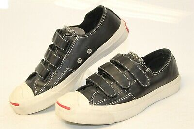 00f0d622c39 Converse Jack Purcell 107036 Womens 7.5 38.5 3V Turf OX Leather Skate Shoes