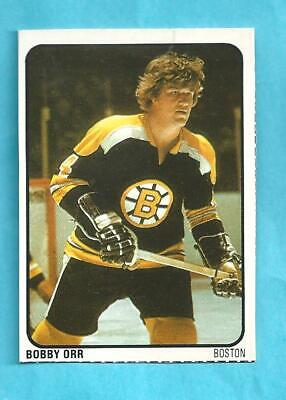 1974-75 Lipton 8 Bobby Orr Boston Bruins!