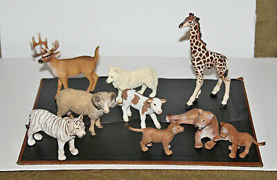 Schleich/Papo Assorted Animal Lot