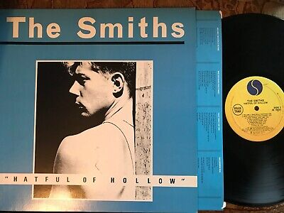 """THE SMITHS """"Hatful Of Hollow"""" ORIGINAL Sire/Rough Trade vintage gatefold beauty"""