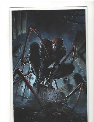 SUPERIOR SPIDER-MAN #1 CLAYTON CRAIN VIRGIN VARIANT NEAR MINT w COA 🔥🔥🔥