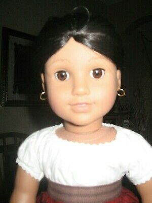 """American Girl Doll 18"""" Josefina in Excellent Used Condition"""