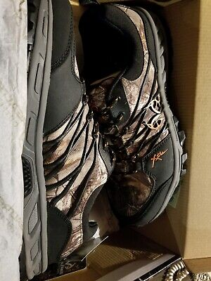 c0b347dadffa3 Realtree Outfitters Hiking/Hunting/Tennis Shoes men's camo 10.5 Sneaker