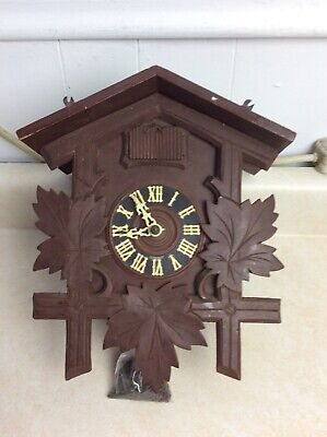 Antique German Black Forest , Regula, Musical, Cuckoo Clock, Parts / Repairs