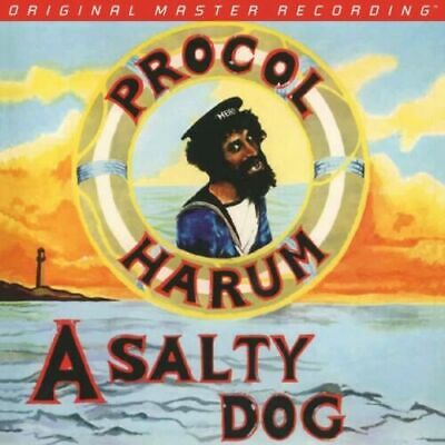 PROCOL HARUM A Salty Dog MFSL Numbered Limited LP 2017 Sealed