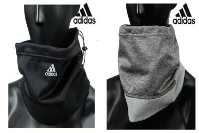 Adidas Fleece Climawarm Neck Warmer,Scarves, Free Size Running,Soccer,Outdoor