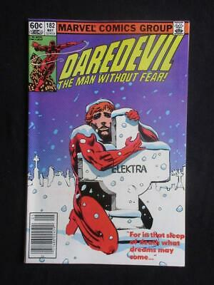 Daredevil #182 MARVEL 1982 - NEAR MINT 9.8 NM - Stan Lee comics!