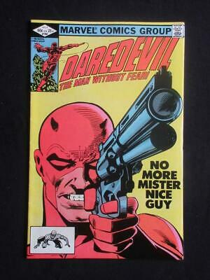 Daredevil #184 MARVEL 1982 - NEAR MINT 9.6 NM - Punisher app - Stan Lee!