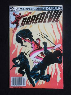 Daredevil #194 MARVEL 1983 - NEAR MINT 9.8 NM - Stan Lee, Avengers!
