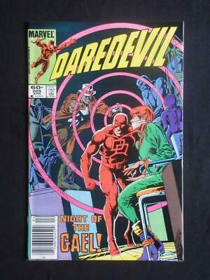 Daredevil #205 MARVEL 1984 - NEAR MINT 9.8 NM - Stan Lee!