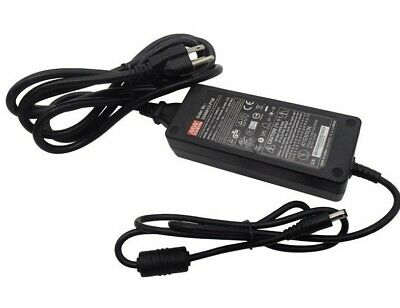 AC ADAPTER - MW GS90A24-P1M Mean Well 24V DC Power Supply Cord Charger