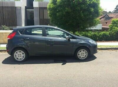 Ford Fiesta 2013 Automatic 5 Door - Excellent condition