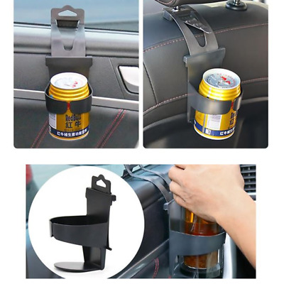 Auto Car Drink Bottle Holder Black Universal Truck Water Cup Can Mount Stan