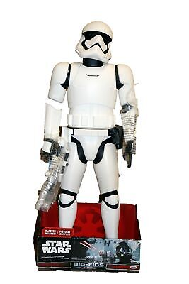 Star Wars First Order Stormtrooper Action Sammelfigur 79cm Big Figs Massive