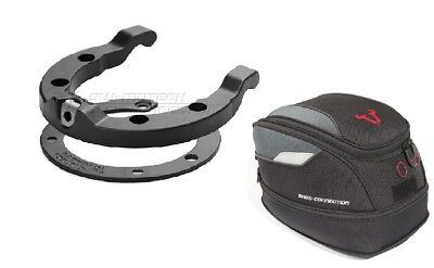 Ducati Monster 1200 R from Yr 16 Quick-Lock Evo Daypack Motorcycle Tank Bag Set