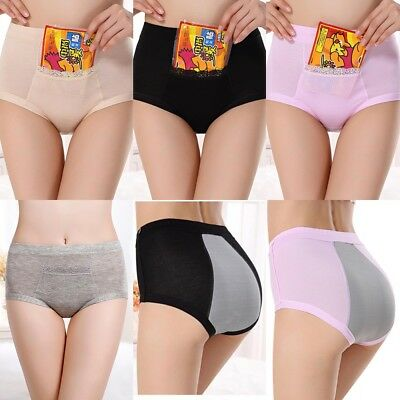 Leakproof Women/'s Menstrual Period Physiological Pant Briefs Seamless Pan kapa