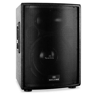 "Aktiv Dj Pa Bass Lautsprecher 12"" (30Cm) Subwoofer Studio Monitor Box 400W Rms"