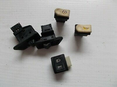 SYM Red Devil 50 1999 Switches