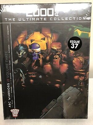 2000AD Ultimate Collection #37 ABC Warriors Vol 3