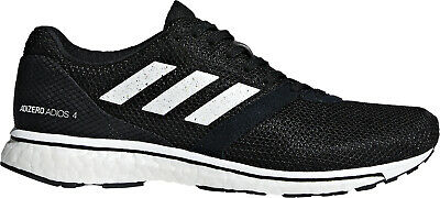 best website 36124 44cc7 adidas Adizero Adios 4 Boost Womens Running Shoes - Black