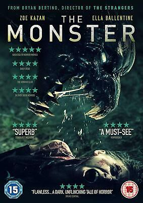 The Monster - New DVD / Still Sealed / Free Delivery