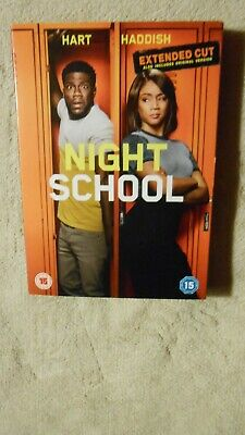 DVD Night School,released 11/2/19,please see write up for details