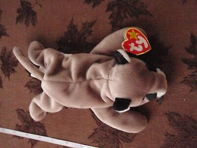 Ty Beanie Baby Canyon the Mountain Lyon (1998) Retired