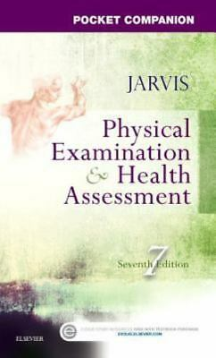 🔥Pocket Companion for Physical Examination and Health Assessment  (EB00k,PDF)
