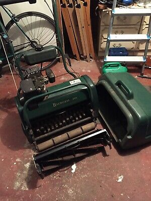 Atco BALMORAL 20S Push Mower, with scarifier