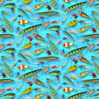 The Mesmerizing Fishing Bobber Pattern Premium Roll Gift Wrap Wrapping Paper