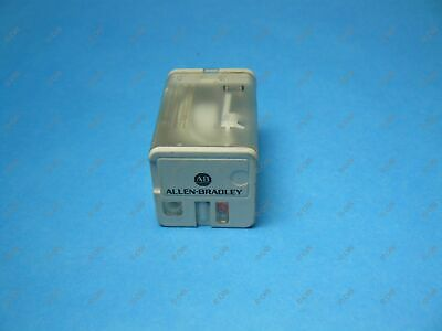 Allen Bradley 700-HA33A1 Series A Relay 11 Pin Octal 3PDT 10 Amp 120 VAC Used