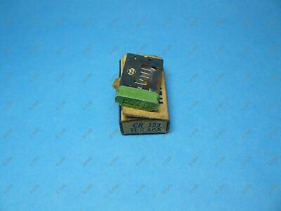 GE CR123H4.46A CR-101 Manual Starter Thermal Overload Relay Heater Element New