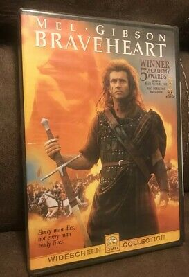 Braveheart (DVD, 2000, - Widescreen)