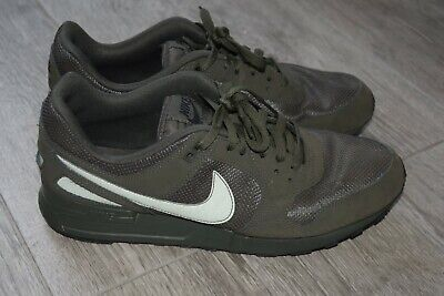 buy popular a3087 8fdeb Nike Air Pegasus Mens Trainers Dark Green Size Uk 10 Excellent Condition